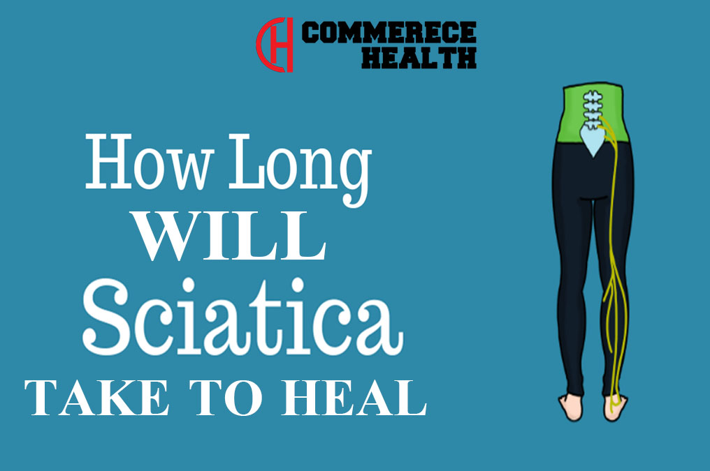 How Long Will Sciatica Take To Heal